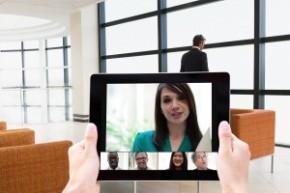 iPad Video Conferencing